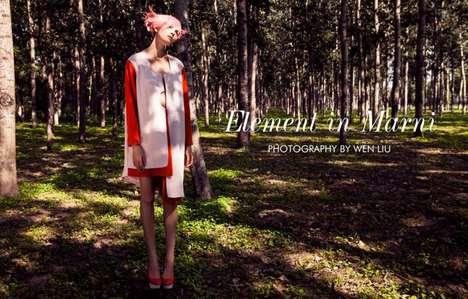 Whimsically Futuristic Fashion