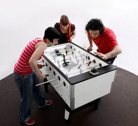 42 Thrilling Foosball Tables