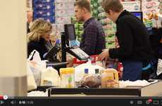 Inspirational Grocery Gestures - Hales Pays For People's Groceries as an Act of Goodwill