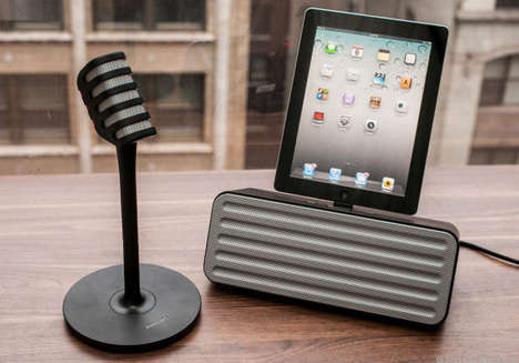 App-Inspired Karaoke Systems