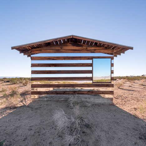 Illusory Log Cabins