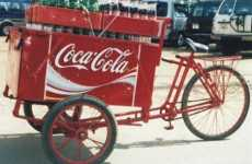 Coca-Cola Containers for Developing Nations - Coke Distribution for Meds