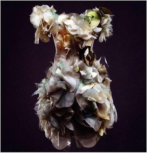 Underwater Haute Couture