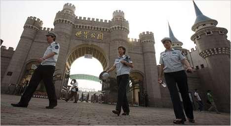 China's Designated Protest Zones