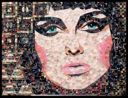 Recycled Mosaics
