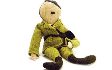 Dictator Dolls - Knit Your Own Hitler