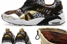 80s Movie Fashion - Puma's Disc Blaze, Goonies-Inspired Sneakers