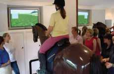 Virtual Horseback Riding Simulators