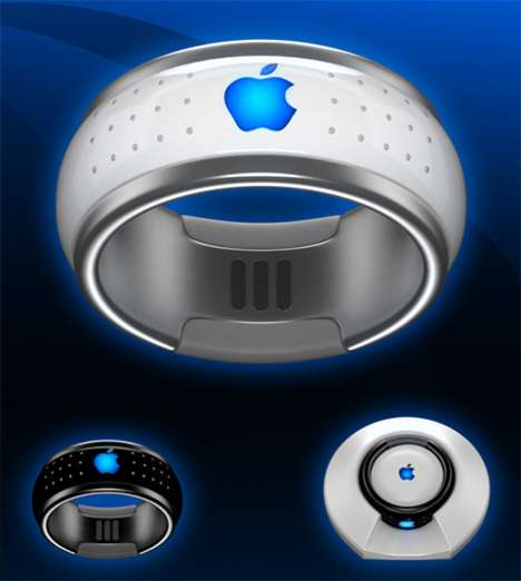 Apple Control at Your Fingertips - iRing (UPDATE)