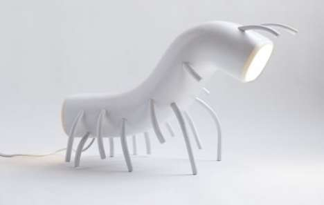 $2,600 Insect Inspired Lamps