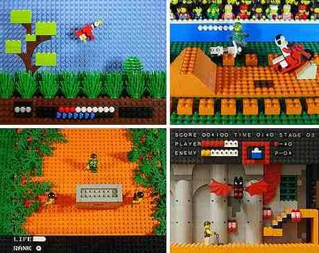 Lego Video Games
