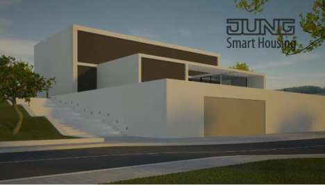 Intelligent Future Homes - The Jung Smart House