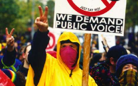10 Modern Protest Issues