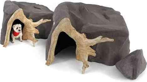 Drift Wood Dog Beds