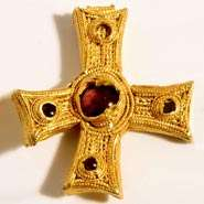 1,400 year old Gold Cross