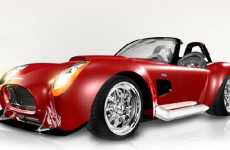$600,000 American Supercars - Iconic GTR Roadster