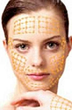 Real Gold Beauty Threading - 24K Gold Facelift