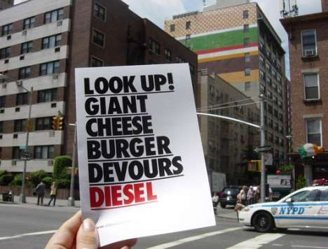 Public Art Cheeseburgers