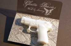 Bad Ass Hygiene Innovations - Ghetto Brand Gun Soap