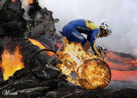 Killer Olympic Photoshopping - The Worthympic Games