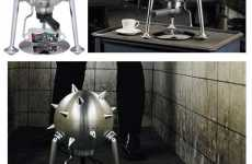 Lethal Designed Coffee Makers - The Saeco Etienne Louis Espresso Machine