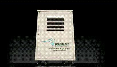 Solar Powered Air-Conditioning - Greencore