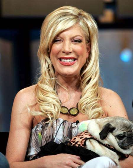Tori Spelling Rejects 90210