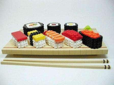 Inedible Sushi