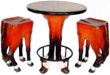 Animal Leg Furniture