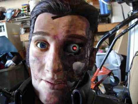 DIY Celebrity Robots