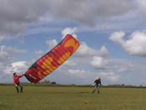 Kite Powered Generator