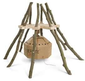 Disposable Campfires