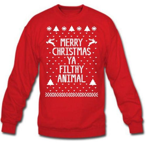 45 Tacky Christmas Clothing Examples