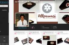Altruistic Artisan E-Marketplaces - ArtZoco's Social Marketplace Brings E-Commerce to Artisans