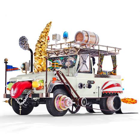 Serengeti-Inspired SUVs