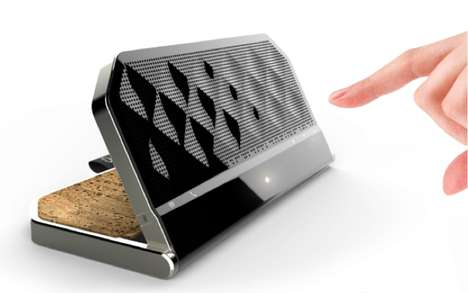 Wallet-Sized Sound Systems