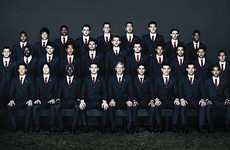 Designer Football Team Suits