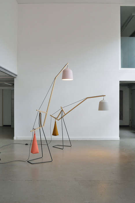 Deceptively Complex Simple Lamps