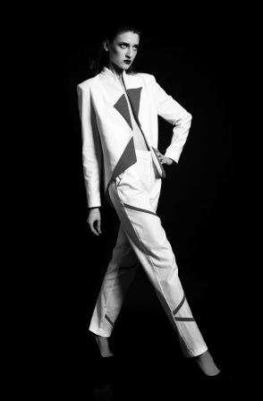 Monochrome Urbane Fashion Collections