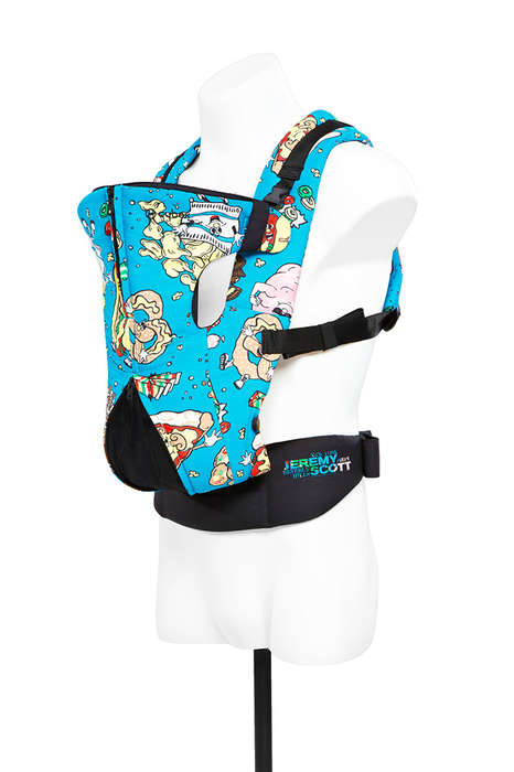This 'Cybex' Baby Carrier Comes from Designer Jeremy Scott