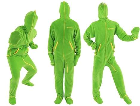Sleeping Bag Onesies
