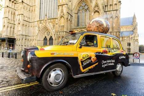 Food-Scented Cabs