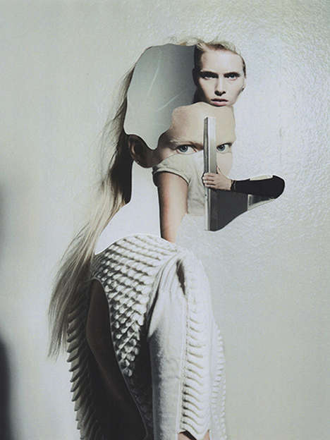 Sleek Couture Collages