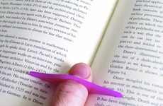 One-Handed Reading Devices