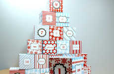 3D Advent Calendars - This DIY Advent Calendar Will Get You ExcitedAabout Christmas