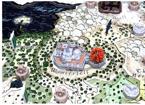 Dark Fantasy 3D Puzzles