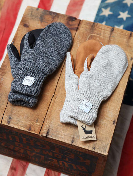 Stylishly Woven Winter Wear
