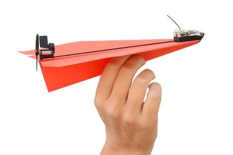 App-Controlled Paper Airplanes - The PowerUp 3.0 by Shai Gaitan Digitizes a Traditional Toy