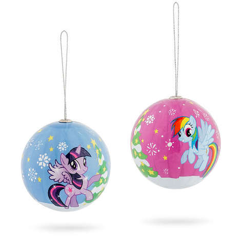 Magical Pony Ornaments