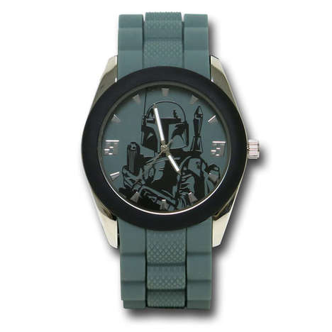 This Boba Fett Watch is the Perfect Gift for Star Wars Loving Men